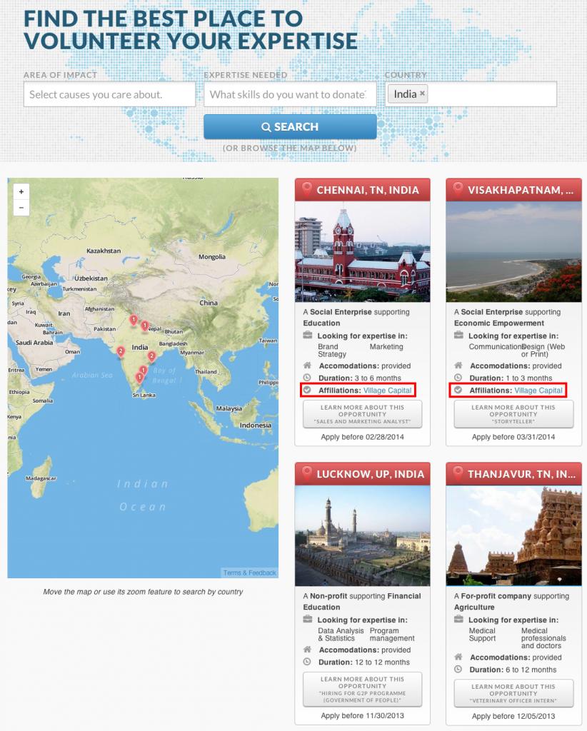Village-Capital-Partner-Screenshot-in-search