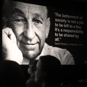 David Packard Quote