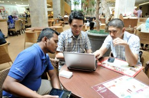 Volunteer at a startup in Indonesia