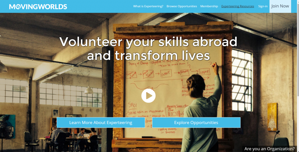 We've Improved MovingWorlds to Help You Volunteer Your Skills Overseas the Right Way