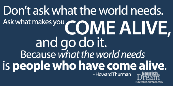 NTD-Art-Thurman-ComeAlive-Quote