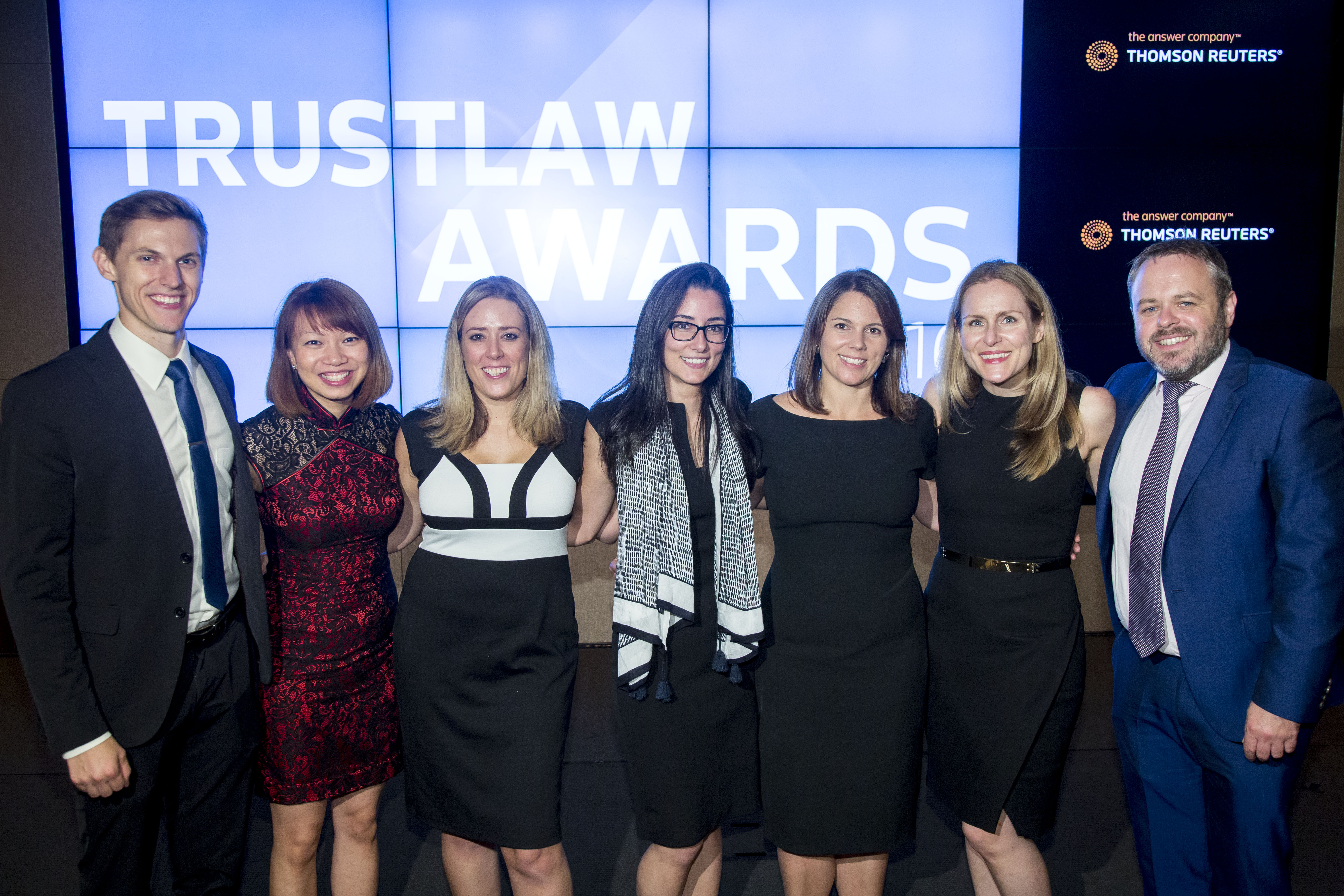 Partner Spotlight: TrustLaw Uses the Power of Law to Build a Better World