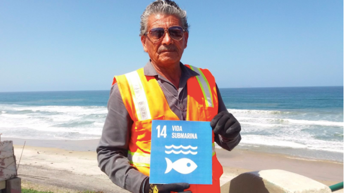 Focusing on a specific SDG can be a great way to impact change through your workplace.