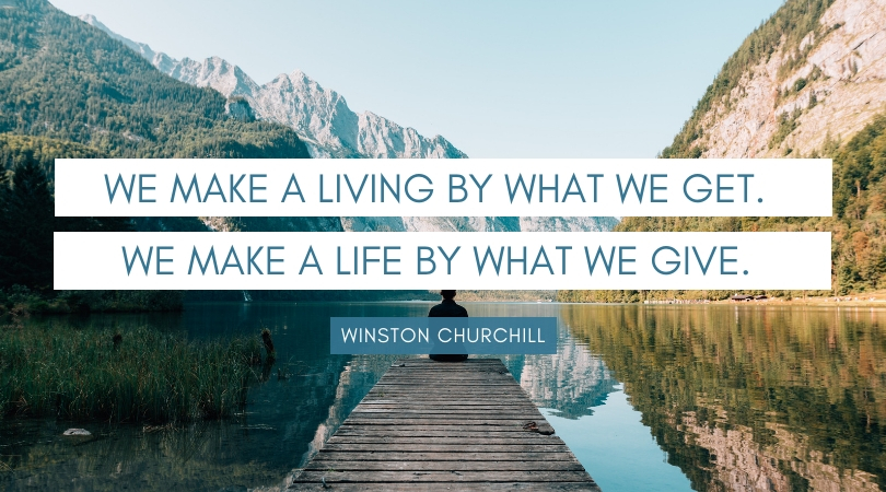 Churchill Quote