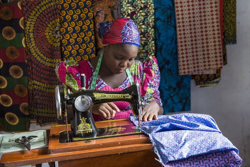 Image of artisan women community