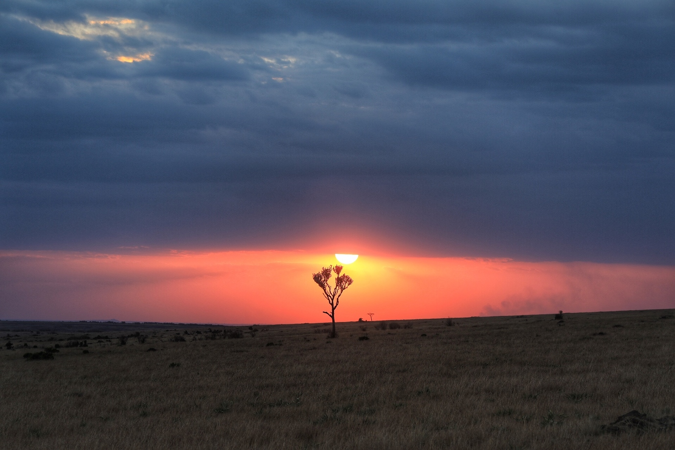 Photo of Sunset in Kenya taken by Catherine