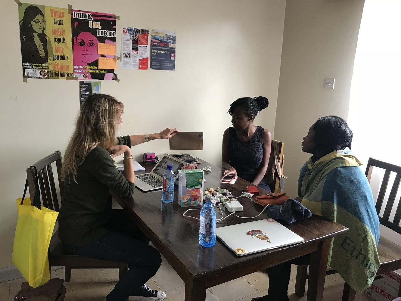 Flone Initiative Office in Kenya