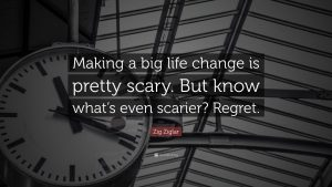 Zig quote on regret