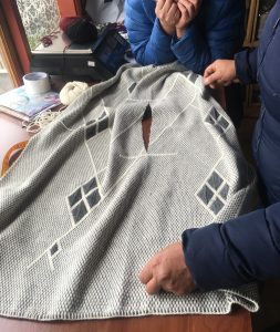 Hand-Loomed Textile Weaving VOZ Chile