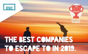 Escape the City Top 100 MovingWorlds
