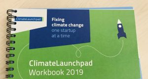 Climate Launchpad workbook