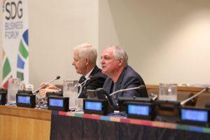 Paul Polman Speaking at SDG Biz Forum